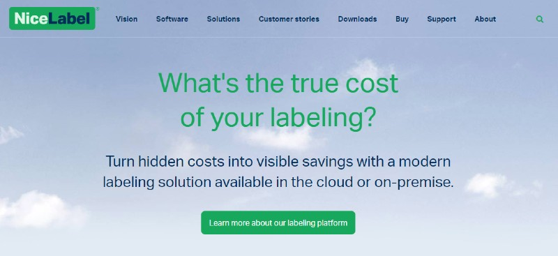 Nice Label - Best Label Designing and Printing Software