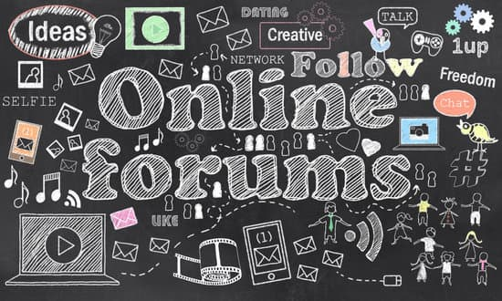 3. General Online Forums - How To Research Content Ideas For Your Business Blog