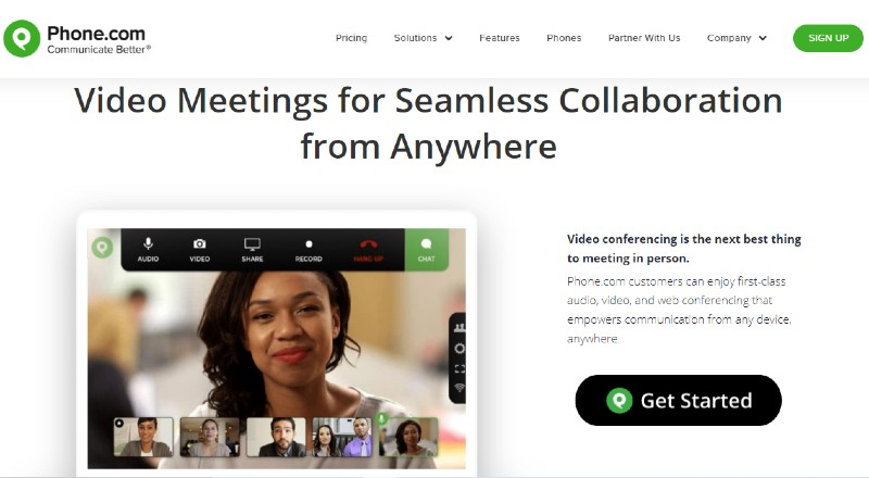 5. Conference Calling - A Complete Guide to Using Phone.com for Your Business