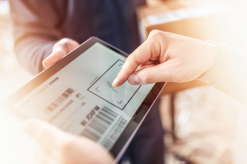 8. Go for digital receipts - Transforming Your Business to Paperless environment
