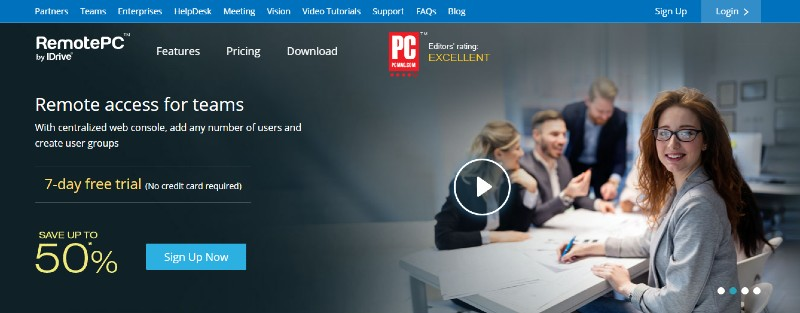 RemotePC - Best Remote Desktop Software And Access Tools
