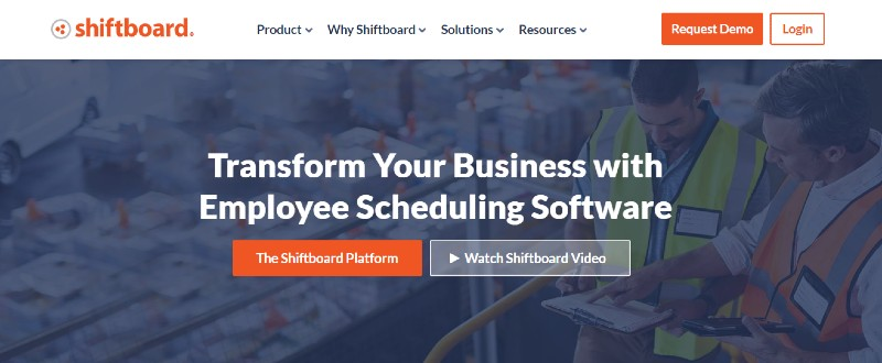 Shiftboard - Best Scheduling Software