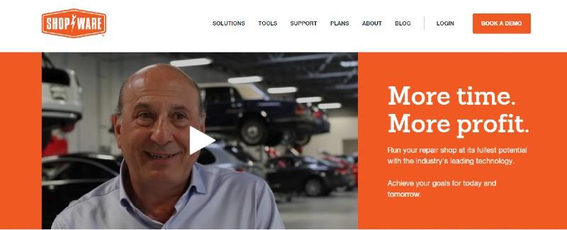 Shop-Ware Best Automobile Dealer Software