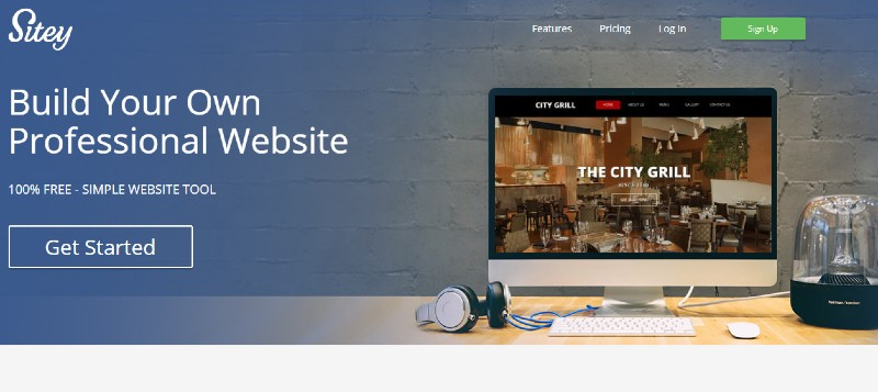 Sitey - Grow Your E-Commerce Business with the Best Website Builder