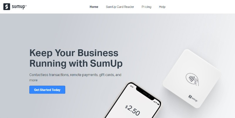 SumUp - Best Mobile Credit Card Processing Solutions