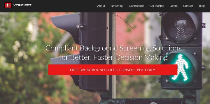 Verifirst - Best Background Check Companies