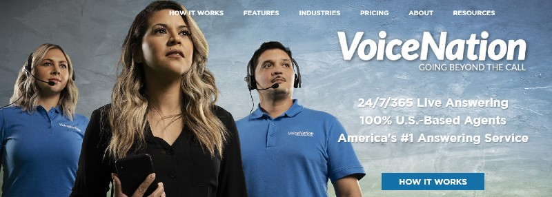 Voice Nation - Best Business Answering Services