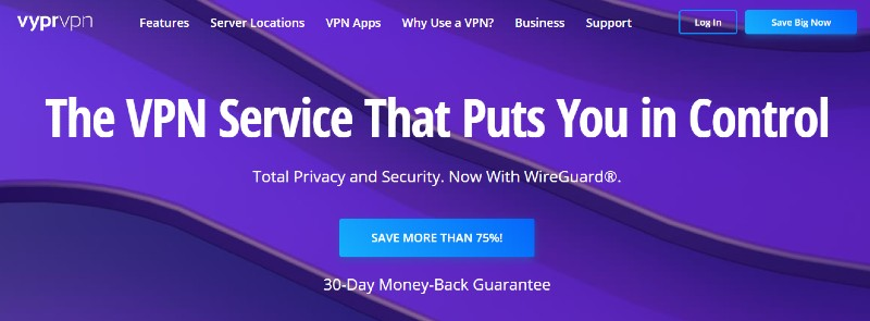 Vypr - Best VPN Service Providers