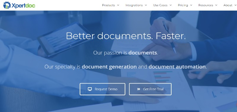 Xpertdoc - Best Document Management Software
