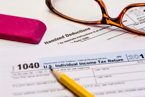 Itemized Deductions - Getting a Tax Break with Medical Expenses Deductions
