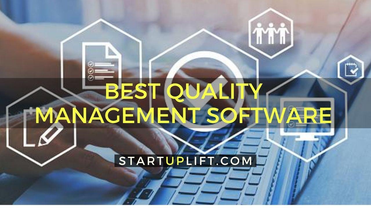 Best Quality Management Software
