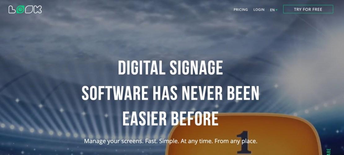 Look Digital Signange