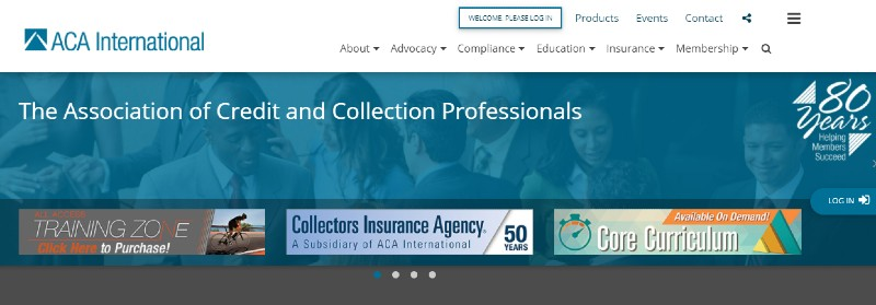 Association of Credit and Collection Professionals - Best Collection Agency Services