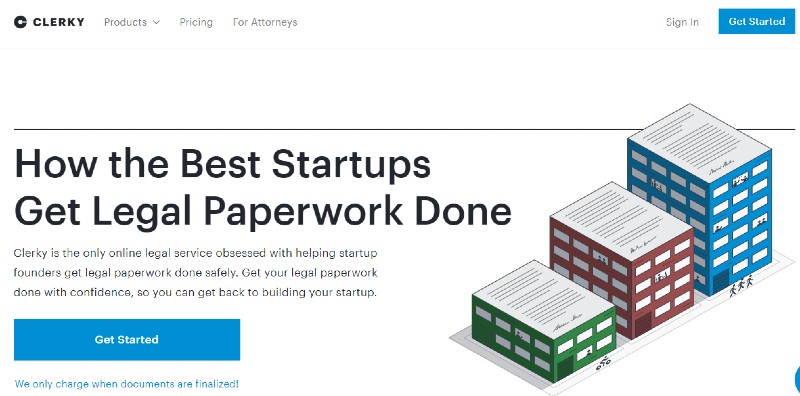 Clerky - Paperwork - Designing Stock Options For Your Startup