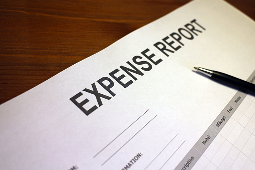 Bringing in Expenses with a Journal - Accounting for Business Expenses Paid Personally
