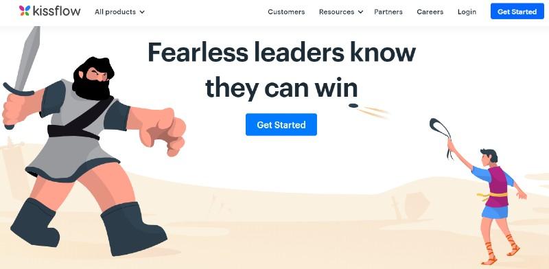 Kissflow - Best Business Process Management Software