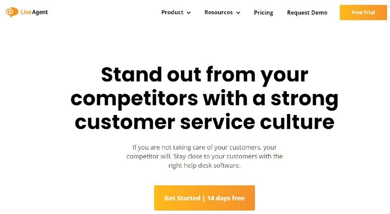 LiveAgent - Best Help Desk Software