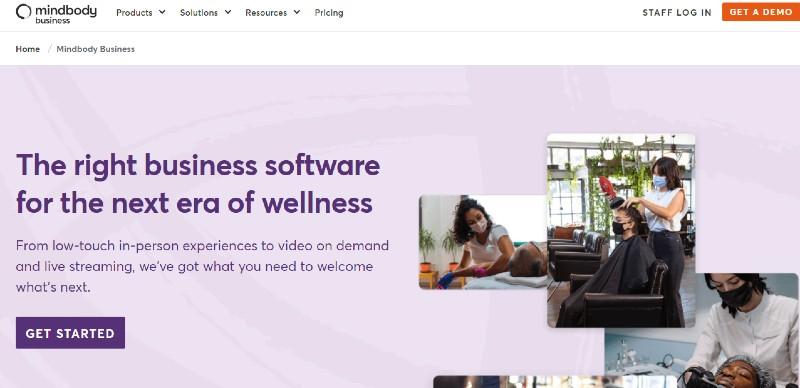 Mindbody - Best Business Process Management Software