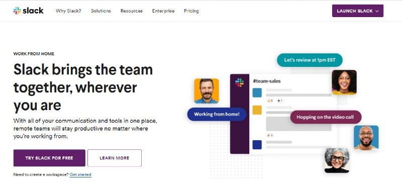 Slack - How Many SaaS Tools You Need to Start Your Business