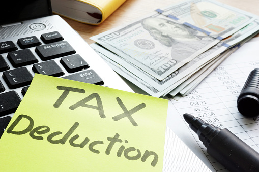 Make the most of your tax-deductible expenses. - How to Track Expenses for a Small Business