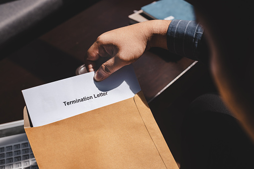 Send written documentation - How to Terminate a Remote Employee