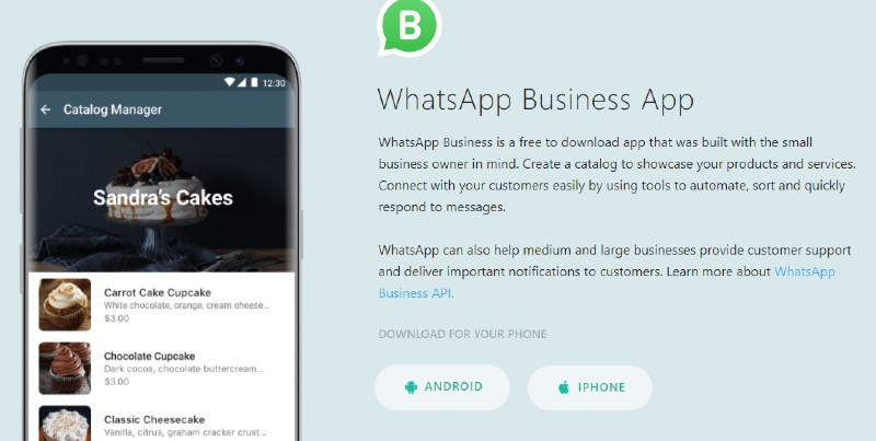 Catalog - WhatsApp as a Powerful Business Startup Tool