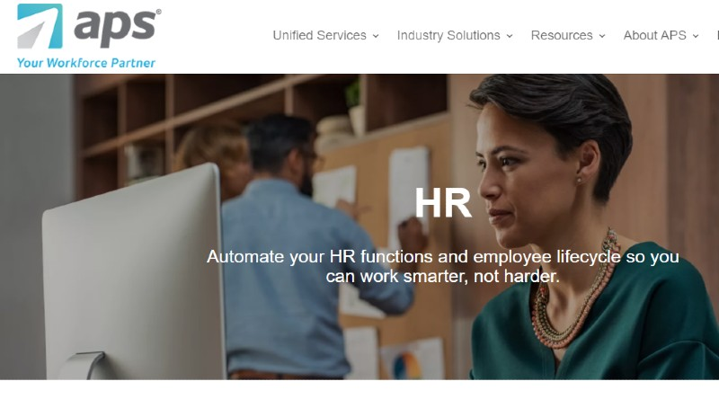 APS - Best Human Resources Software for Startups