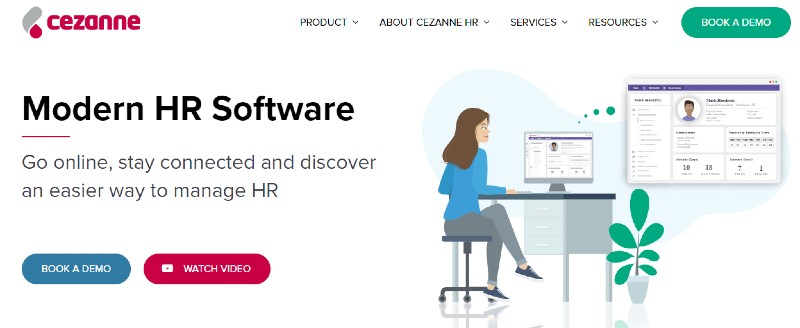 Cezanne HR - Best Human Resources Software for Startups