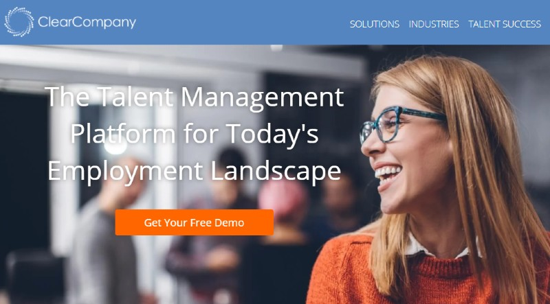 ClearCompany HRM - Best Human Resources Software for Startups
