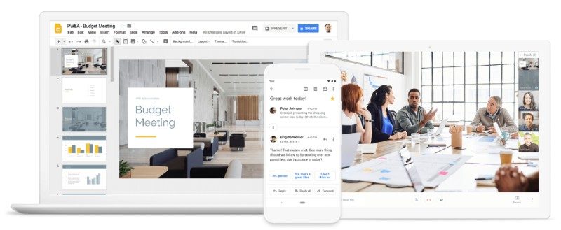 Easy to use - Is GSuite Too Much For A One-Person Business