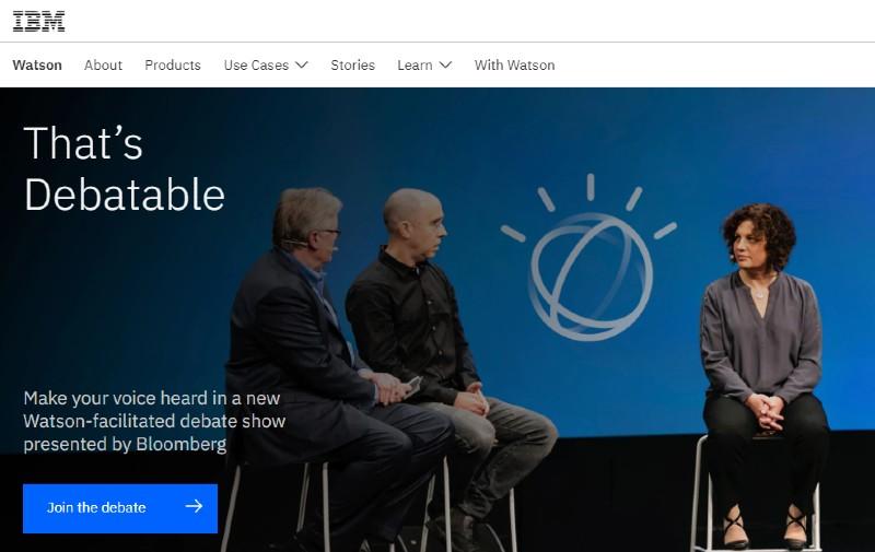 IBM Watson - Best Data Analytics Software