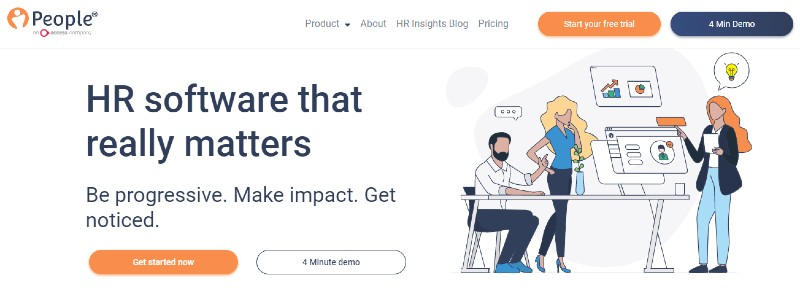 People HR - Best Human Resources Software for Startups