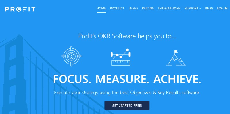 Profit - Best Performance Management Software
