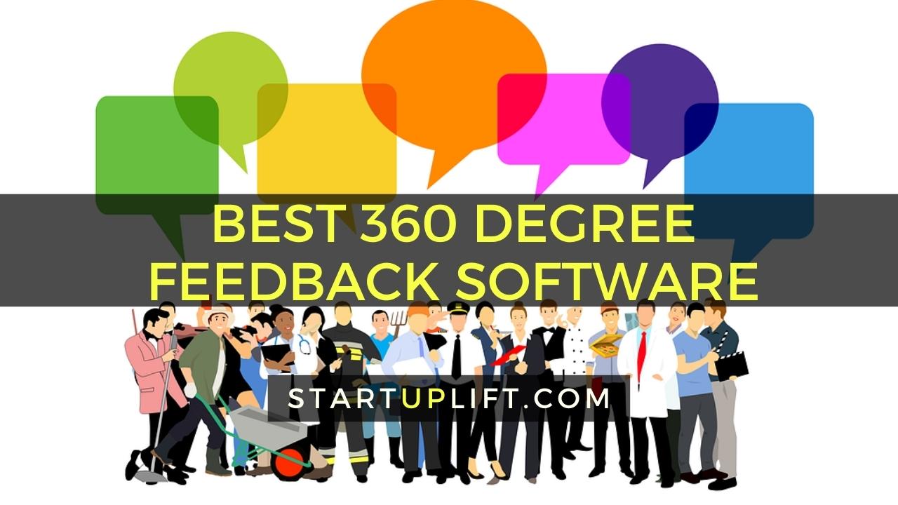 Best 360 Degree Feedback Software