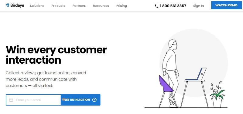 BirdEye - Best Online Reputation Management Companies