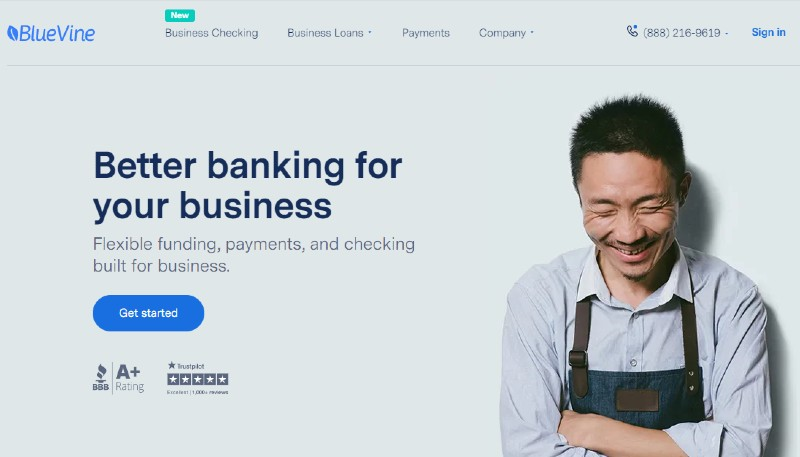 Bluevine - Best Invoice Factoring Companies