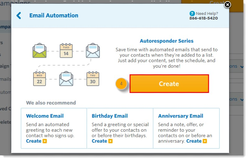 Autoresponders - Constant Contact Review: Email Marketing Services for Your Business