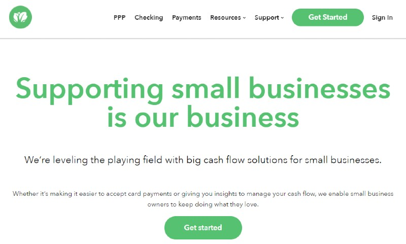 Kabbage - Best Invoice Factoring Companies