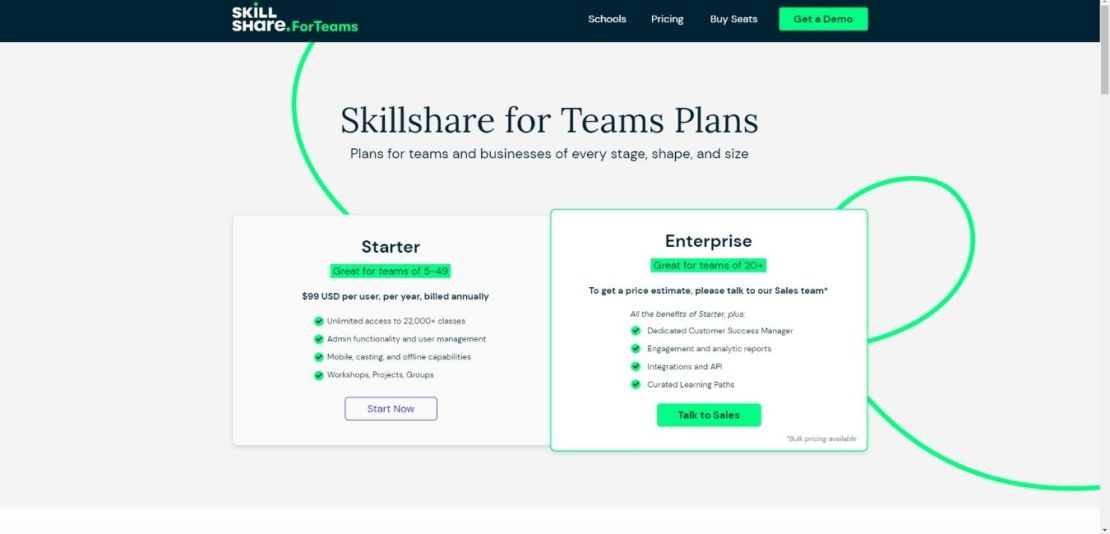 Skillshare Pricing & Costs