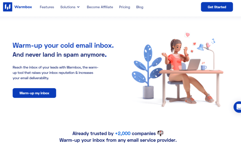 what is warmbox.ai
