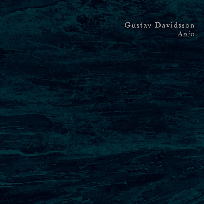 OUT NOW! ANIN by Gustav Davidson