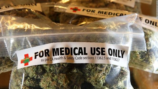 Cannabis-medicina