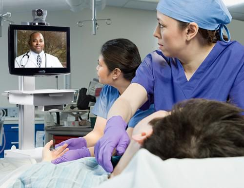 Telemedicina Hospital Leito