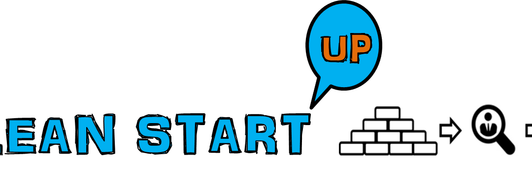 Strap Up! It's a Lean StartUp !