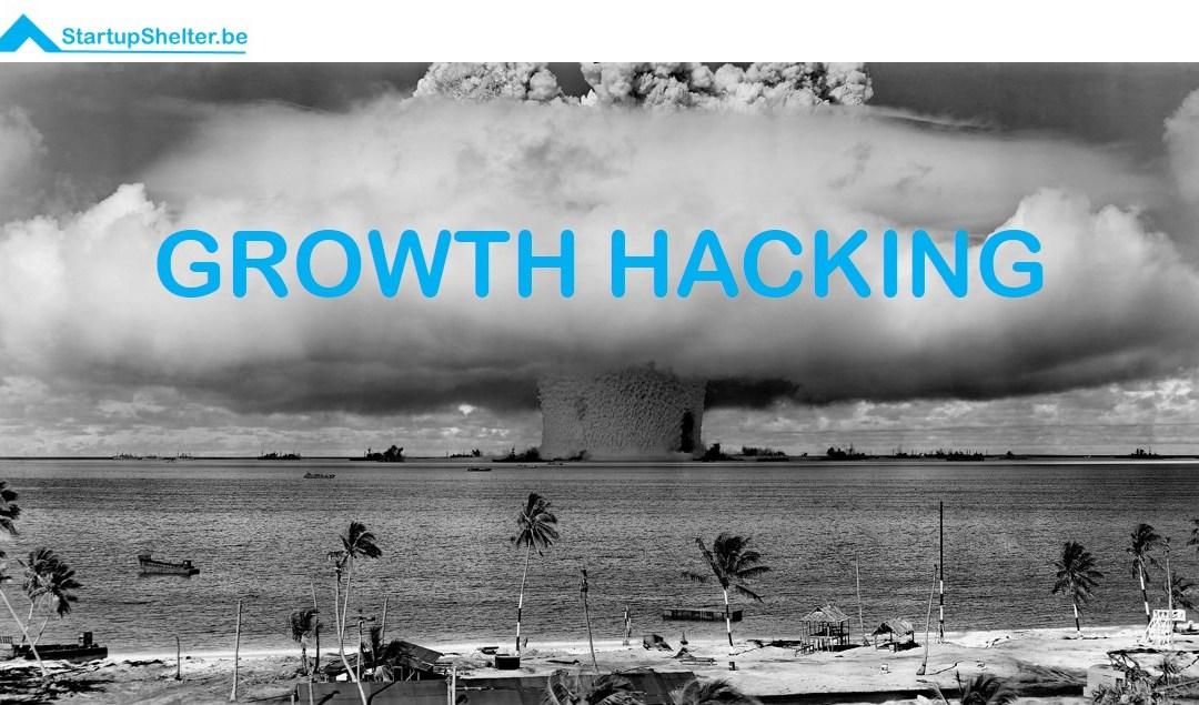 Le Growth Hacking, la bombe atomique des startups