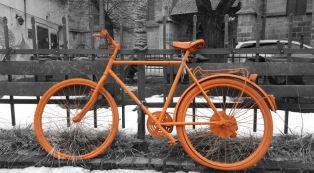 uber for bikes
