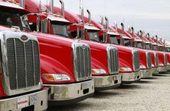 trucking for uber