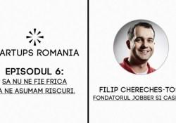 StartUps Romania Podcast Episodul 6