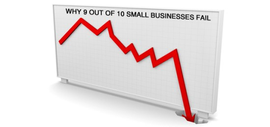 The Top 10 Reasons Small Businesses Fail In Nigeria