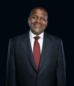Aliko Dangote The Richest Person In Africa